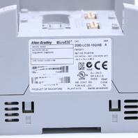 '' ALLEN BRADLEY 2080-LC30-10QWB SER A FW 6.011 MICRO830 PROGRAMMABLE CONTROLLER