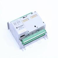 '' ALLEN BRADLEY 2080-LC20-20AWB SER B FW 7.014 MICRO820 CONTROLLER