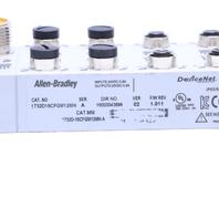 '' ALLEN BRADLEY 1732D-16CFGM12MN SER A FW 1.011 I/O BLOCK