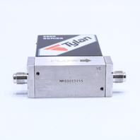 '' TYLAN FC-2900V MASS FLOW CONTROLLER GAS AR