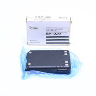 NEW ICOM BP-227 LI-ION BATTERY PACK