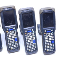 LOT OF (6) INTERMEC CK71 1001CP01 MOBILE BARCODE SCANNER