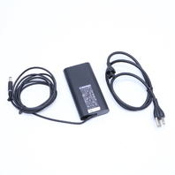 DELL LA90PM130 19.5V 4.62A AC POWER ADAPTER W/ POWER CORD