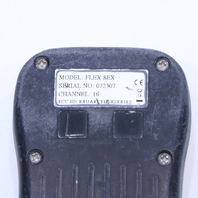 MAGNETEK FLEX 8EX CRANE REMOTE RADIO CONTROL RECIEVER 16-CHANNEL