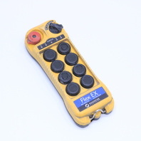 MAGNETEK FLEX 8EX CRANE REMOTE RADIO CONTROL RECIEVER 16-CHANNEL