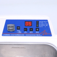 BRANSON 5510 5510R-DTH BRANSONIC ULTRASONIC CLEANER