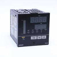 * OMRON E5AK TEMPERATURE CONTROLLER 100-240VAC 50/60HZ