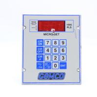 * GEMCO 1995 PLS 1995-A-6M-X MICRO-SET