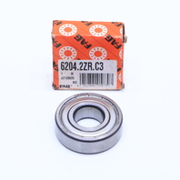 * NEW FAG 6204.2ZR.C3 BALL BEARING 20mm ID 47mm OD 14mm Width