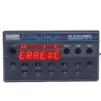 HARDY HI2151/30WC OPTIONS A1-B5-B6 KEYPAD WEIGHT SCALE CONTROLLER