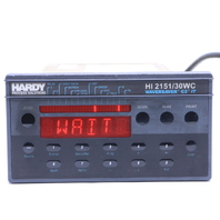 HARDY HI2151/30WC OPTIONS A-1 WEIGHT SCALE CONTROLLER