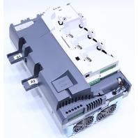 NIDEC CONTROL TECHNIQUES MP210A4R DRIVE 75kW 125HP