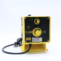 LMI C121-D68HI METERING PUMP 4 GPH 100PSI 115VAC