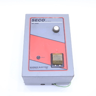 * WARNER ELECTRIC SECO SE 2000 2HP DC DRIVE