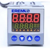 EREMA 703041/181-300-23/000 061 TEMPERATURE CONTROLLER 110-240VAC