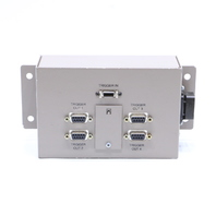 PPT VISION 661-0235 STORBE LIGHT CONTROLLER AC IN 100-240V .58-.29A 50/60HZ