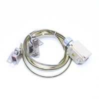 KEYENCE BN 12-24VDC SENSORS W/ CABLES AND JUNCTION BOX