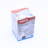 NEW SATCO S7247 R30 REFLECTOR 15W SOFT WHITE LIGHT BULBS