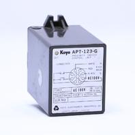 KOYO APT-123-G PROXIMITY SWITCH CONTROL UNIT