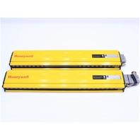HONEYWELL FF-SB15E06K-S2 EMITTER FF-SB15R06K-S2 SAFETY LIGHT CURTAIN