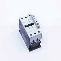 EATON DIL M50 XTCE050D CONTACTOR 110-120V COIL