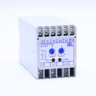 BASLER BE3-47N/27-3D4N2 RELAY 3PH 480VAC 60HZ