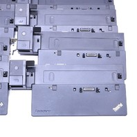 LOT OF (10) LENOVO THINKPAD 40A1 DOCKING STATION