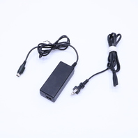 POWERTRON PA1065-050T2B650 5V 6.5A 32.5W AC POWER ADAPTER W/ POWER CORD