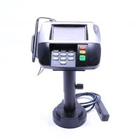 VERIFONE MX860 CREDIT DEBIT CARD READER ENS 367-1026-F STAND