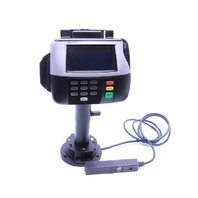 VERIFONE MX860 CREDIT DEBIT CARD READER ENS 367-1026-F STAND