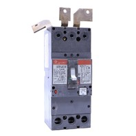 * GE SPECTRA RMS SFLA36AT0250 250A, 600V, 3P CIRCUIT BREAKER