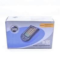 NEW PALM M105 HANDHELD PDA ORGANIZER