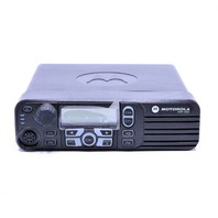 MOTOROLA XPR 4550 AAM27QNH9LA1AN UHF TWO WAY MOBILE RADIO