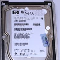 HP BD1468856B 146.8GB 10000RPM WIDE ULTRA320 SCSI HARD DRIVE