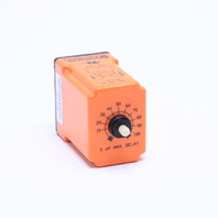 DIVERSIFIED ELECTRONICS TDL-120-AKA-030 TIME DELAY RELAY