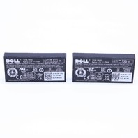 LOT OF (2) DELL FR463 3.7V LI-ON BATTERY