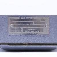 BETA B SWITCH C1-P408M-S1B-P2-K1-M-X2 150-5400 MBAR