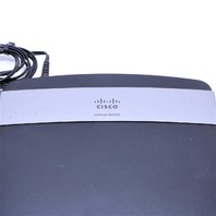 CISCO LINKSYS E2500 WI-FI WIRELESS 4-PORT ROUTER