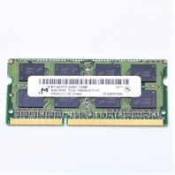 MICRON 4GB 2RX8 PC3L-10600S-9-11-FP LAPTOP RAM MEMORY