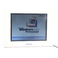 ADVANTECH PPC-153T INDUSTRIAL COMPUTER 15 IN DISPLAY