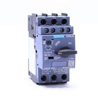 * NEW SEIMENS 3RV2011-0KA15 CIRCUIT BREAKER 240VAC 50-60HZ