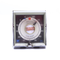 * EAGLE SIGNAL HP56A616 CYCLE-FLEX TIMER 0-60 MOTOR DRIVEN
