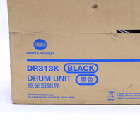 KONICA MINOLTA DR313K BLACK DRUM UNIT