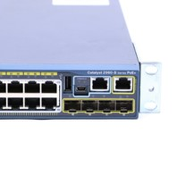 CISCO WS-C2960S-48LPS-L CATALYST 2960S 48 PoE NETWORK SWITCH