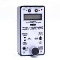 ALTEK 334A LOOP CALIBRATOR