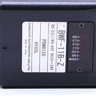 HOKUYO BWF-11B-Z PHOTOELECTRIC SENSOR 12-24VDC RS-232C/RS-422