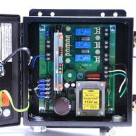 BANNER ENGINEERING MSCA-1 MINI-SCREEN CONTROL BOX