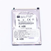 TOSHIBA MK8113MAT HDD2145 S ZF01 6.4GB  DISK DRIVE