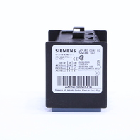 * SIEMENS A8E56200509430 AUXILIARY CONTACT