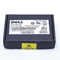 NEW SEALED DELL SFP-10G-SR OPTICAL TRANSCEIVER